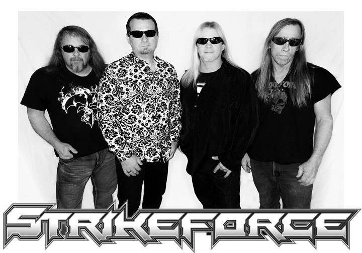 Strikeforce Band