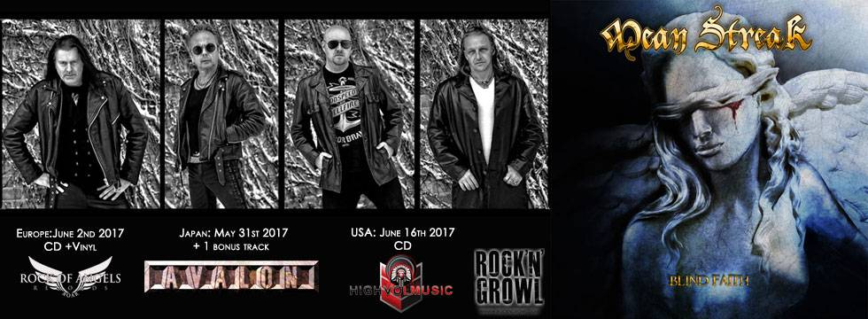 Mean Streak Album 2017