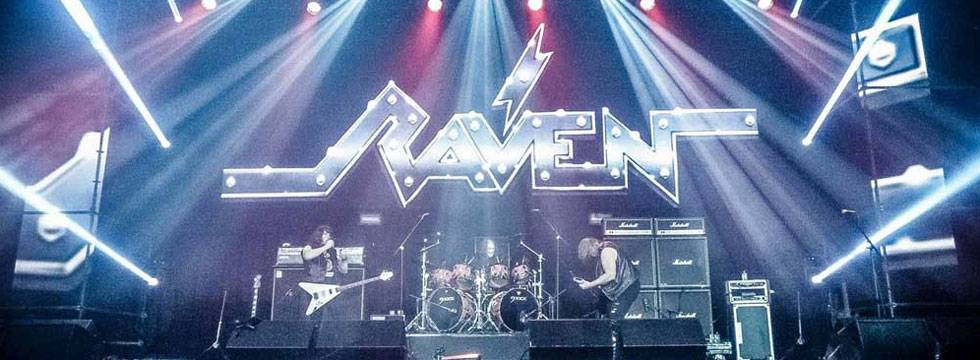 RAVEN To Tour Europe In June