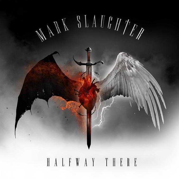ROCK N GROWL - HARD N HEAVY METAL PROMOTION Mark Slaughter 'Halfway There' Teaser Video's