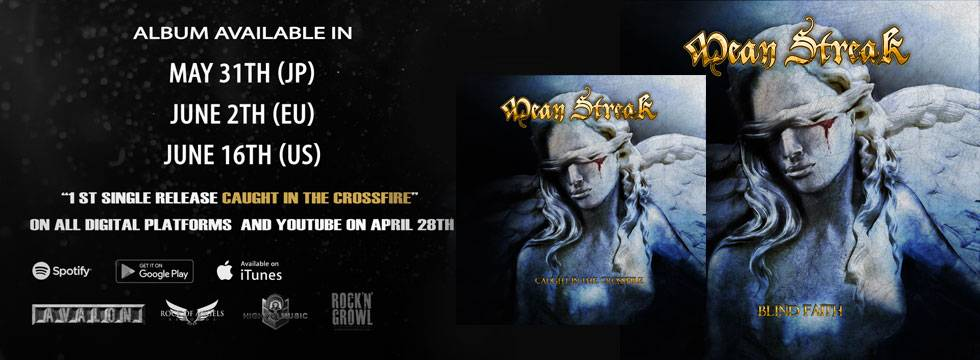 Mean Streak 'Blind Faith' Teaser Video