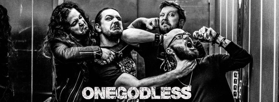 ROCK N GROWL - HARD N HEAVY METAL PROMOTION ONEGODLESS 'The Calm' Music Video Released