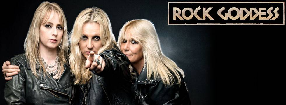 Rock Goddess EP 'It's more than Rock and Roll'