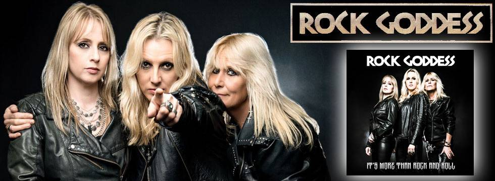 Rock Goddess 'It's more than Rock and Roll' Video