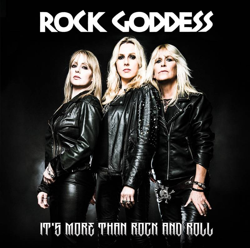 Rock Goddess EP Cover