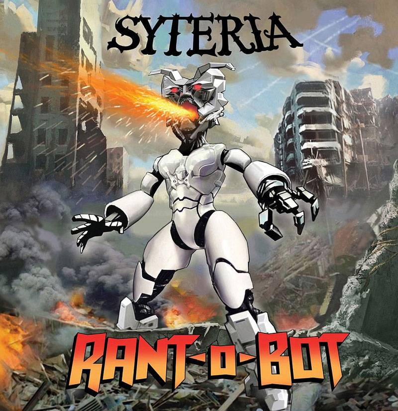 """ROCK N GROWL - HARD N HEAVY METAL PROMOTION Syteria """"I'm All Woman"""" Video Posted"""