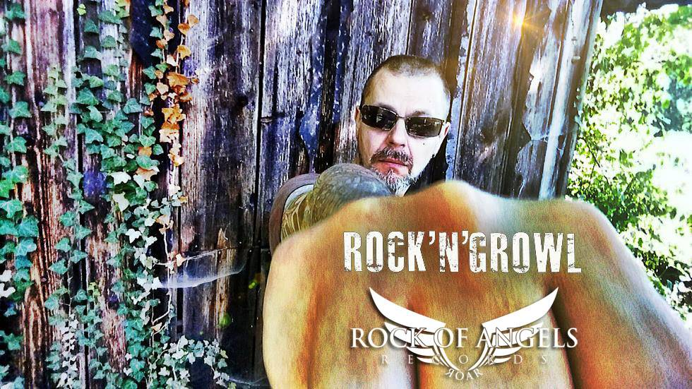 ROCK N GROWL - HARD N HEAVY METAL PROMOTION ROAR! Rock Of Angel Records + Rock'N'Growl