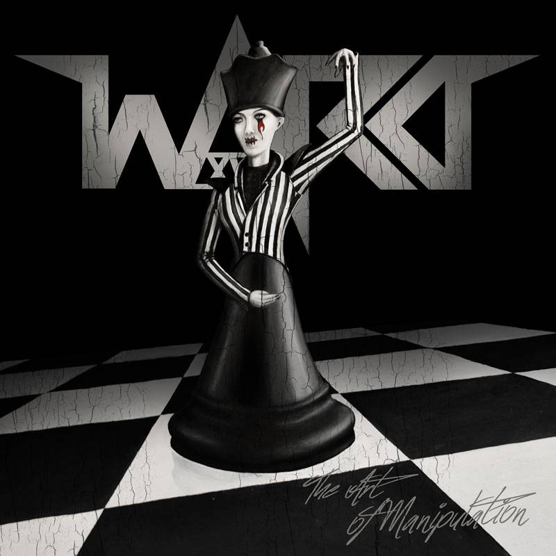 Ward XVI Album Cover