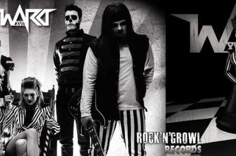 Ward XVI RockNGrowl Records