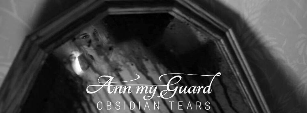 Ann My Guard 'Obsidian Tears' Music Video