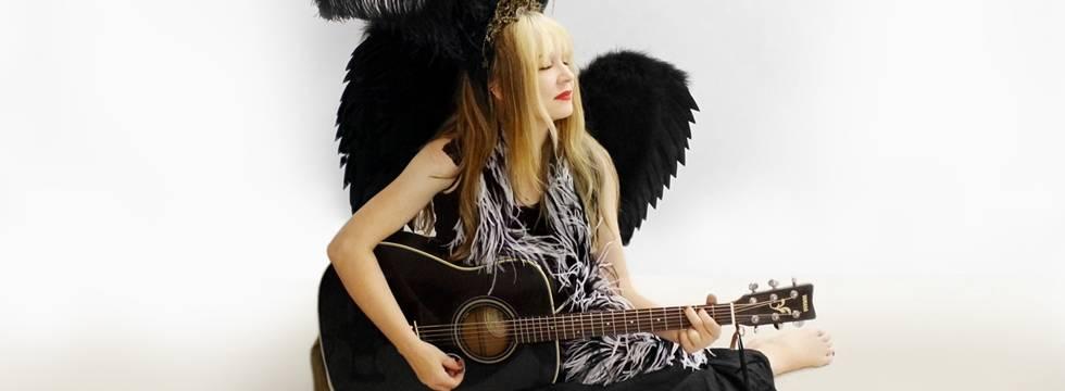 ROCK N GROWL - HARD N HEAVY METAL PROMOTION Inger Lorre (Nymphs) Live Album - Viper Room