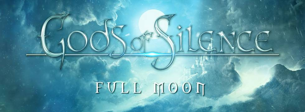 God Of Silence 'Full Moon' Lyric Video