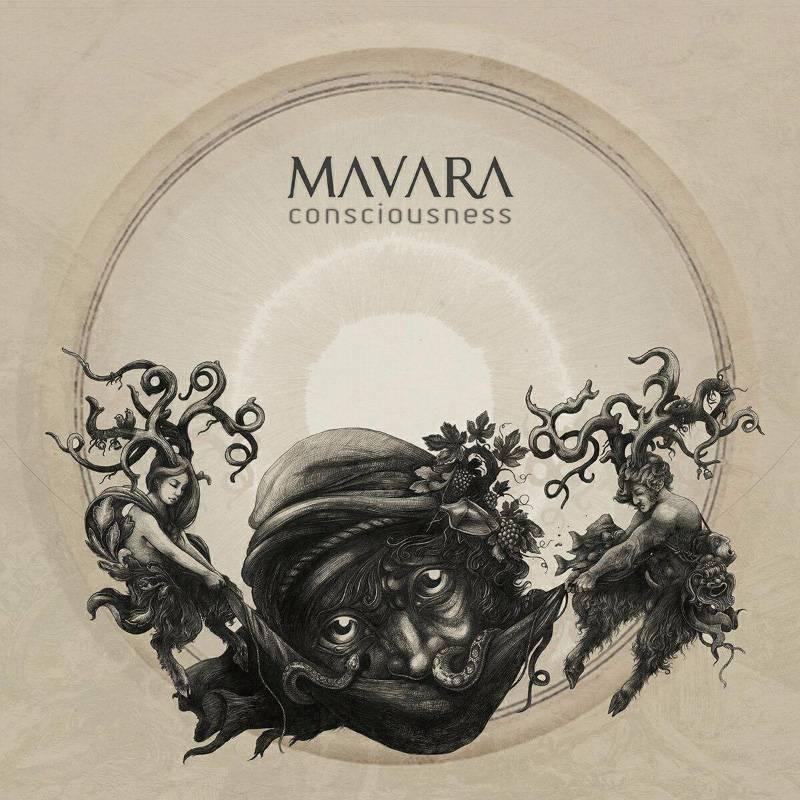 Mavara Consciousness Cover