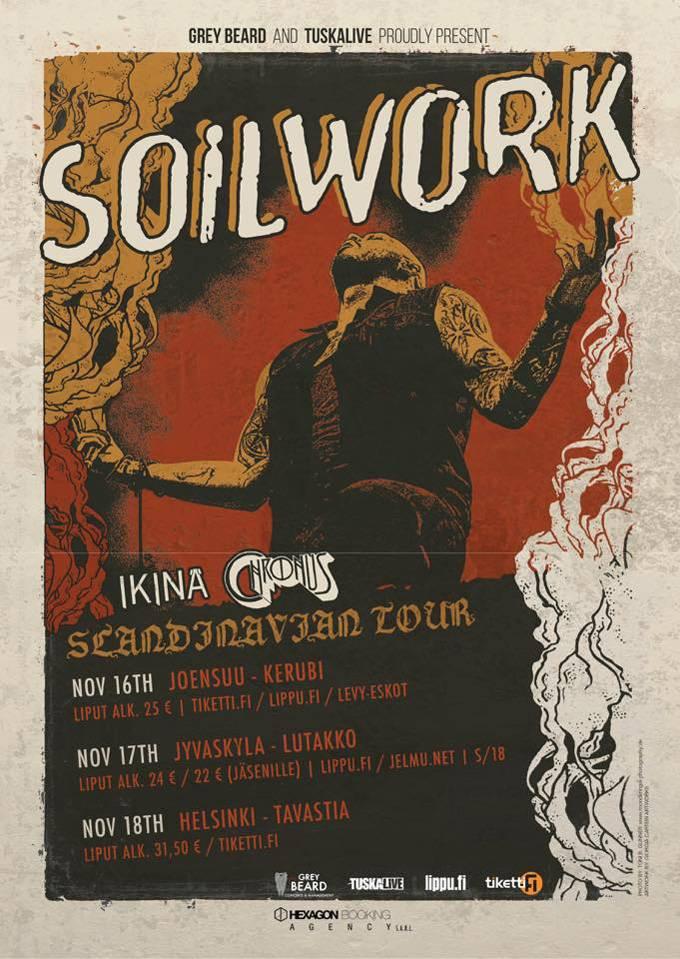 Chronus Soilwork Finland