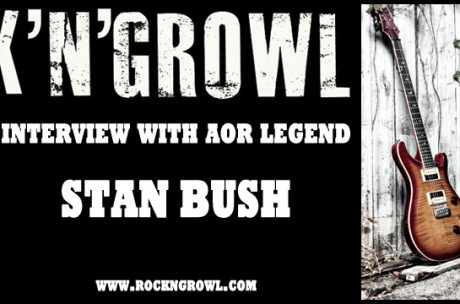 Stan Bush Interview