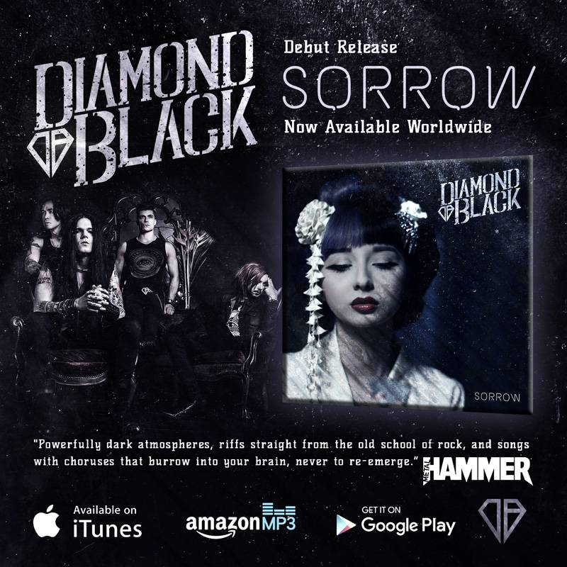 Diamond Black Sorrow