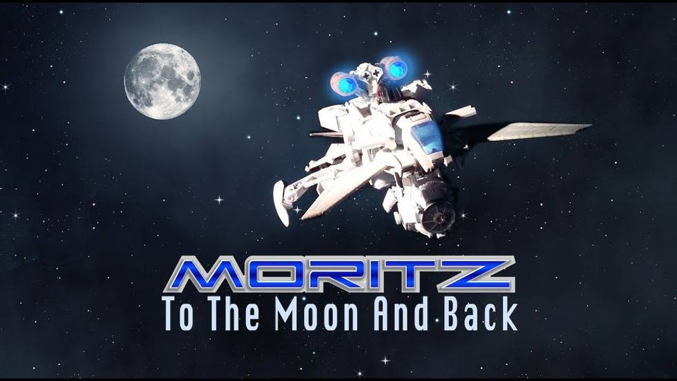 Moritz To The Moon And Back
