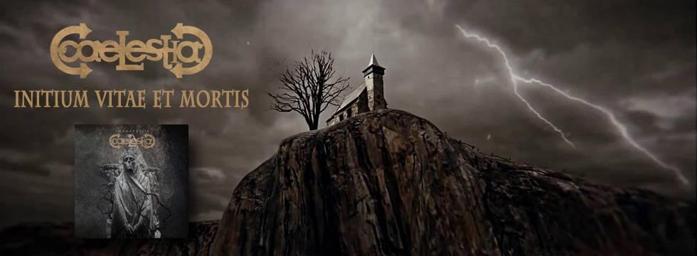 ROCK N GROWL - HARD N HEAVY METAL PROMOTION Caelestia 'Initium Vitae Et Mortis' Video