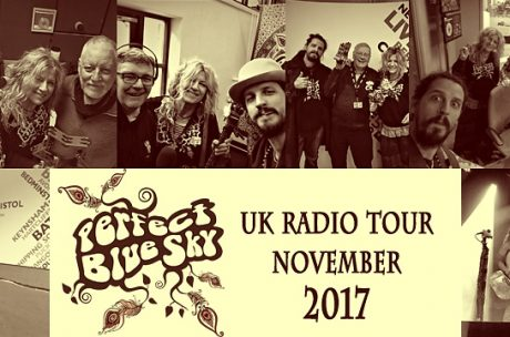 UK Radio Tour November 2017