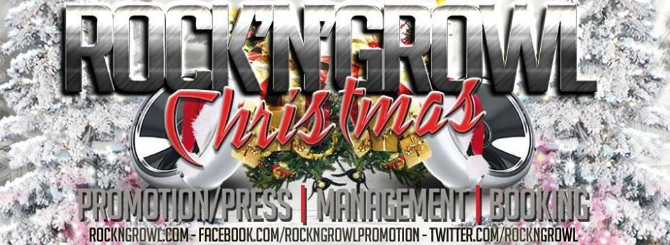 ROCK N GROWL - HARD N HEAVY METAL PROMOTION Rock'N'Growl Wish You Merry Christmas