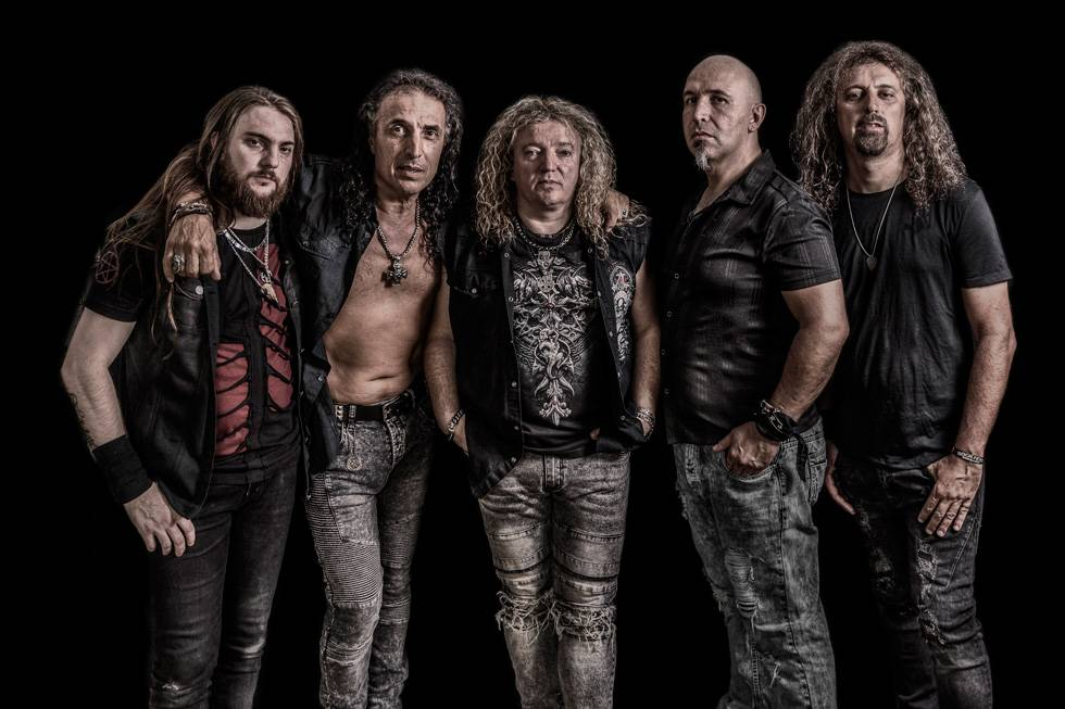 ROCK N GROWL - HARD N HEAVY METAL PROMOTION ÖBLIVÏON Release 'Bells From Babylon' Lyric Video