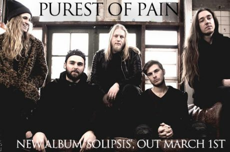 Purest Of Pain Album