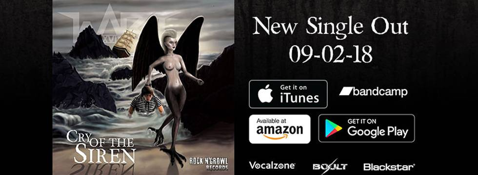 Ward XVI 'Cry Of The Siren' Music Video