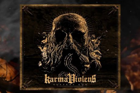 Karma Violens Serpent God