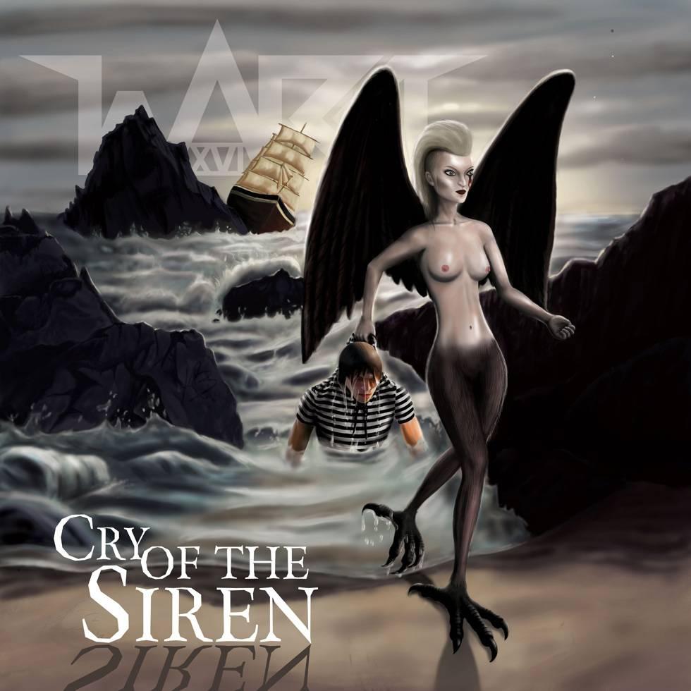 WardXVI Cry Of The Siren