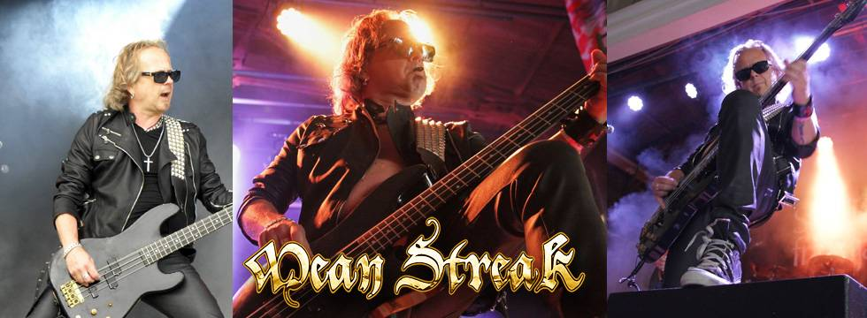 Mean Streak Interview with bassist Peter Andersson