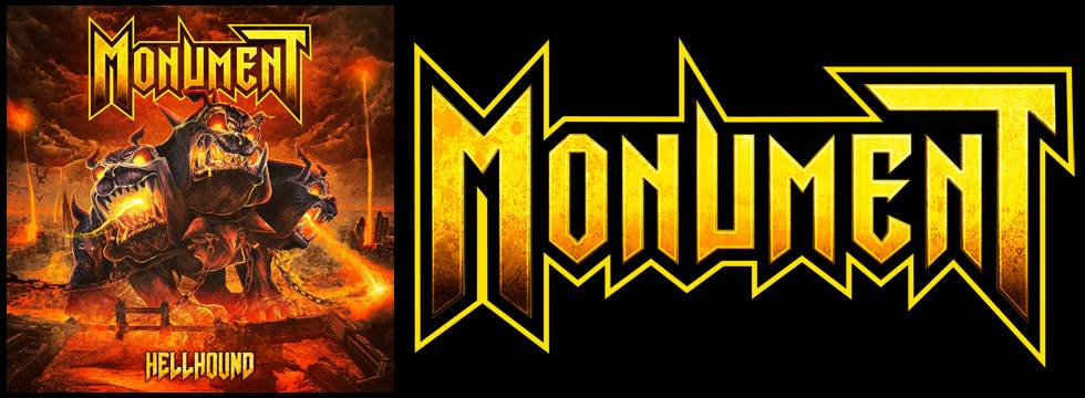 ROCK N GROWL - HARD N HEAVY METAL PROMOTION MONUMENT 'Hellhound' Album Details