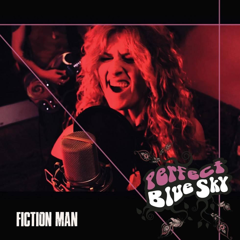 ROCK N GROWL - HARD N HEAVY METAL PROMOTION Perfect Blue Sky Release 'Fiction Man' Single/Video