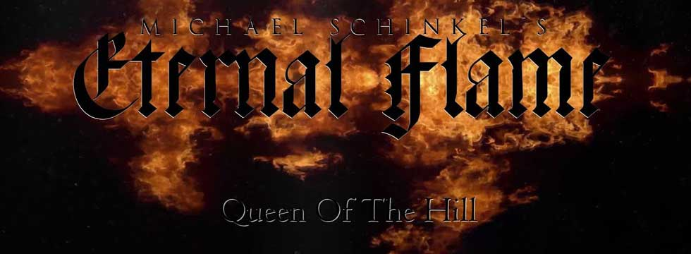 Eternal Flame Release 'Queen Of The Hill' Music Video