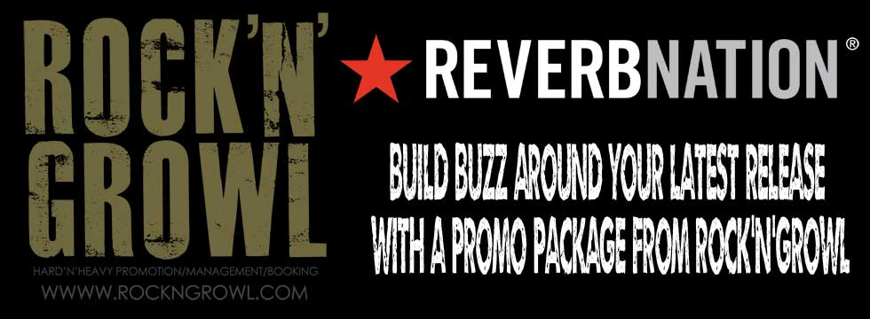Build Buzz with Rock'N'Growl & Reverbnation