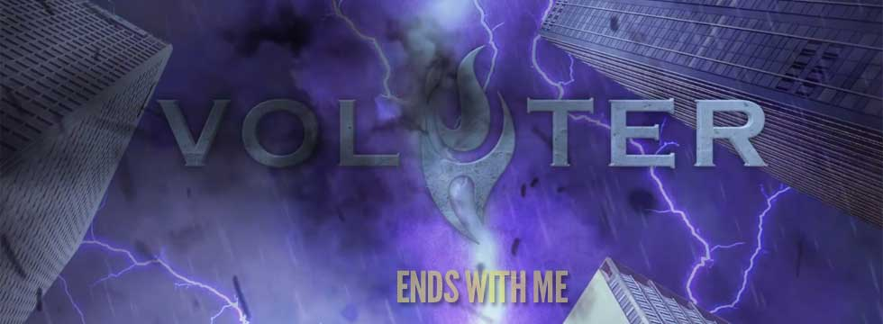 VOLSTER Release 'Ends With Me' Lyric Video