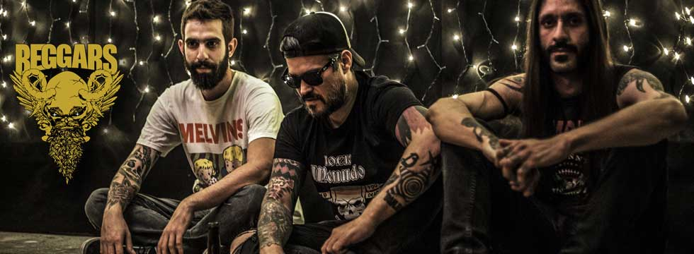 Beggars Signs With ROAR! Records, 'The Day I Lost My Head' Album Details