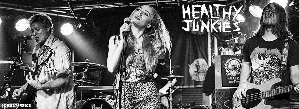 HEALTHY JUNKIES Release 'No Control' Single And Music Video