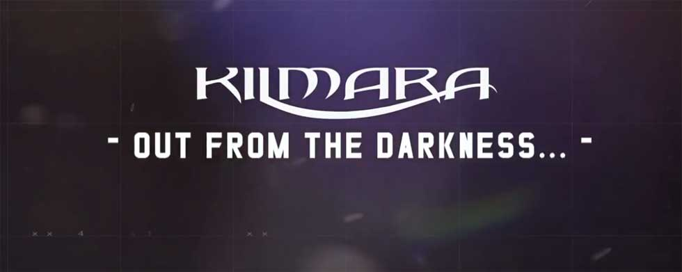 KILMARA Release Teaser For Upcoming 'Out From The Darkness' Single & Music Video