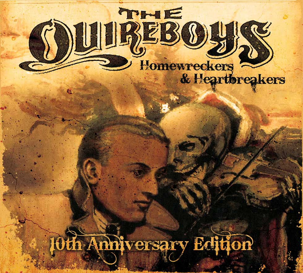 Quireboys Homewreckers & Heartbreakers