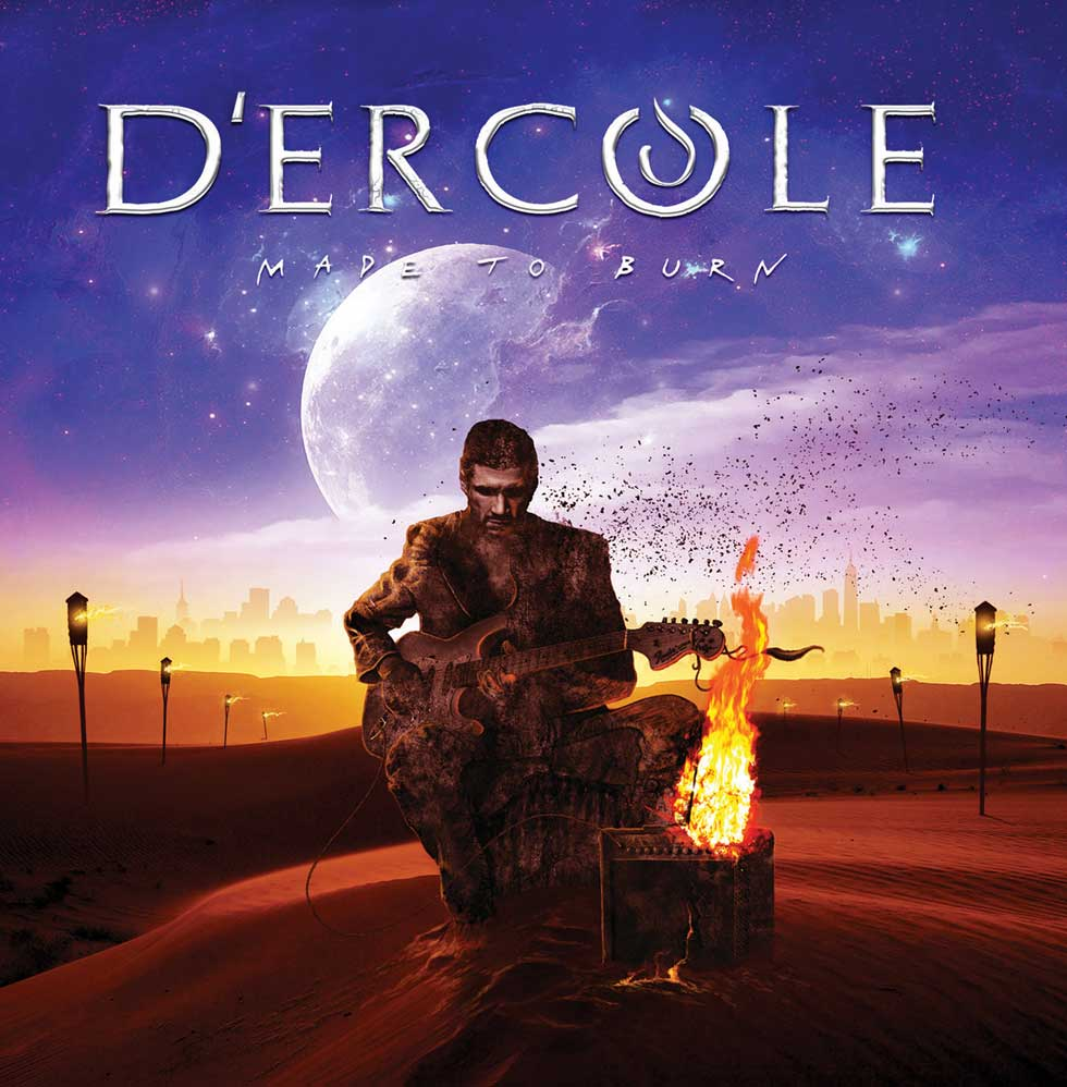 Dercole Made To Burn