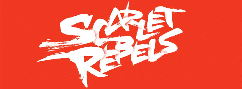 SCARLET REBELS Sign With ROAR! ROCK OF ANGELS RECORDS