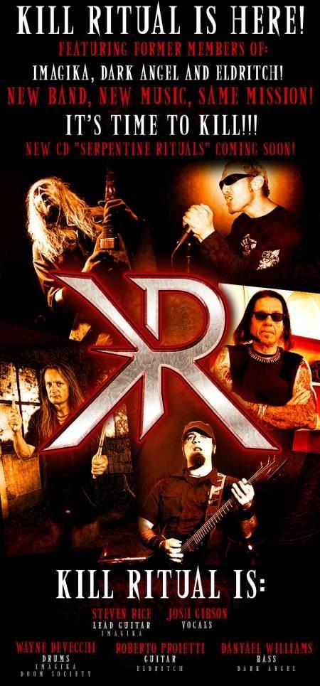 Kill Ritual CD Release