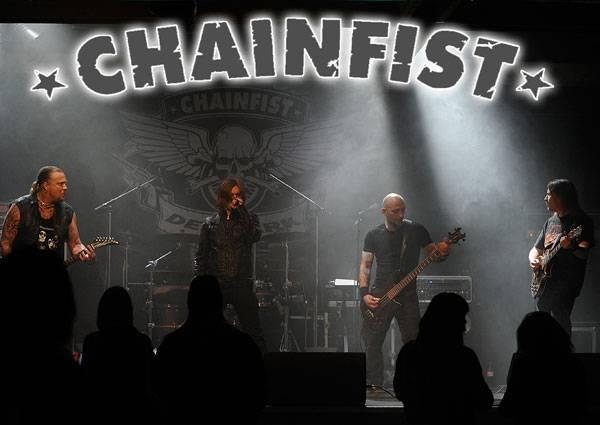 Chainfist Live