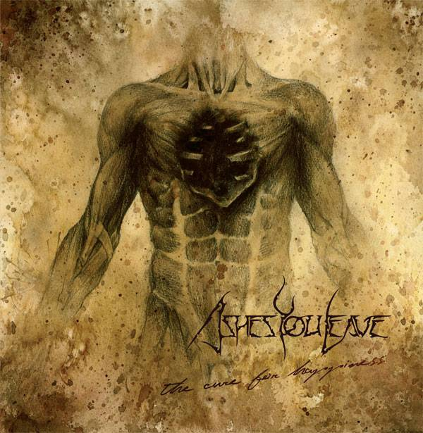 Ashes You Leave CD Cover
