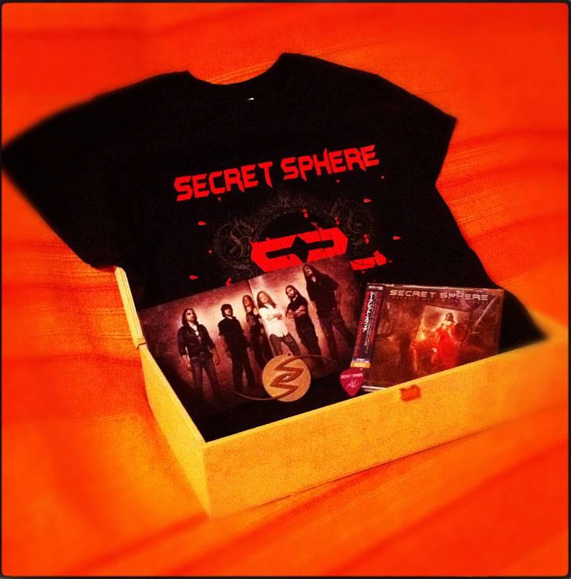 Secret Sphere - Limited Box Edition