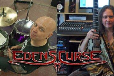 Eden's Curse Recording Fourth Album