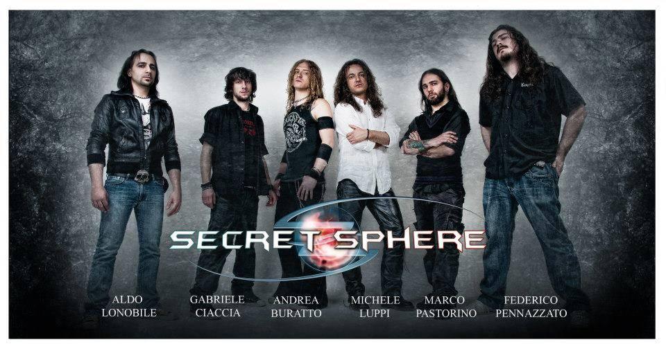 Secret Sphere Wacken 2013