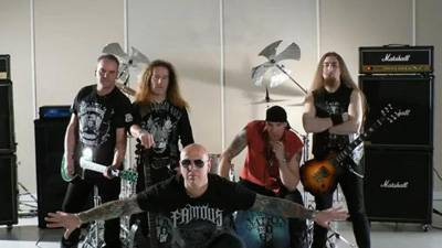 Tainted Nation - Loser Video