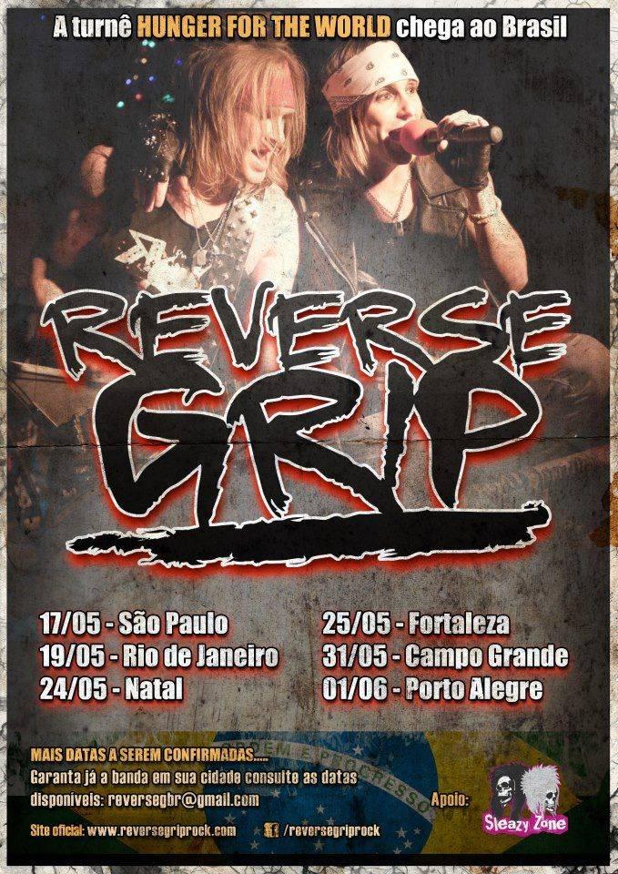 Reverse Grip South Americ