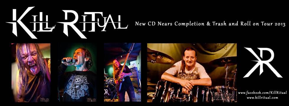 Kill Ritual Band 2013
